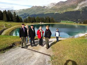 Photo: Wanderung vom Berghaus Tgantieni Richtung Lenzerheide