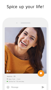 SPICY Lesbian Chat & Dating Mod Apk 4