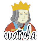 Cuatrola Spanish Solitaire - Cards Game icon
