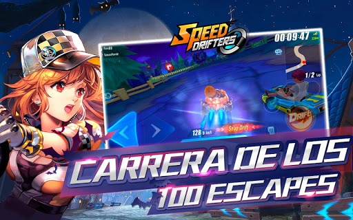 Garena Speed Drifters  captures d'u00e9cran 2