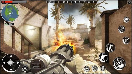 Gunship Counter Shooter 3d - náhled