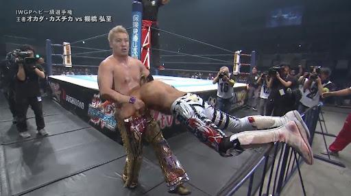 5-Star Match Reviews: Kazuchika Okada vs. Hiroshi Tanahashi X – NJPW Wrestling Dontaku 2018 (May 4th)