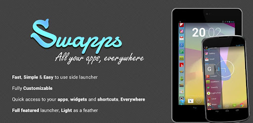 swapps all apps everywhere apk
