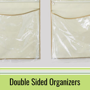 Double Sided Organizers