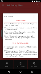 Full Battery Alarm- screenshot thumbnail