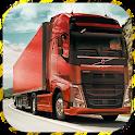Unidade de caminhão de 18 roda icon