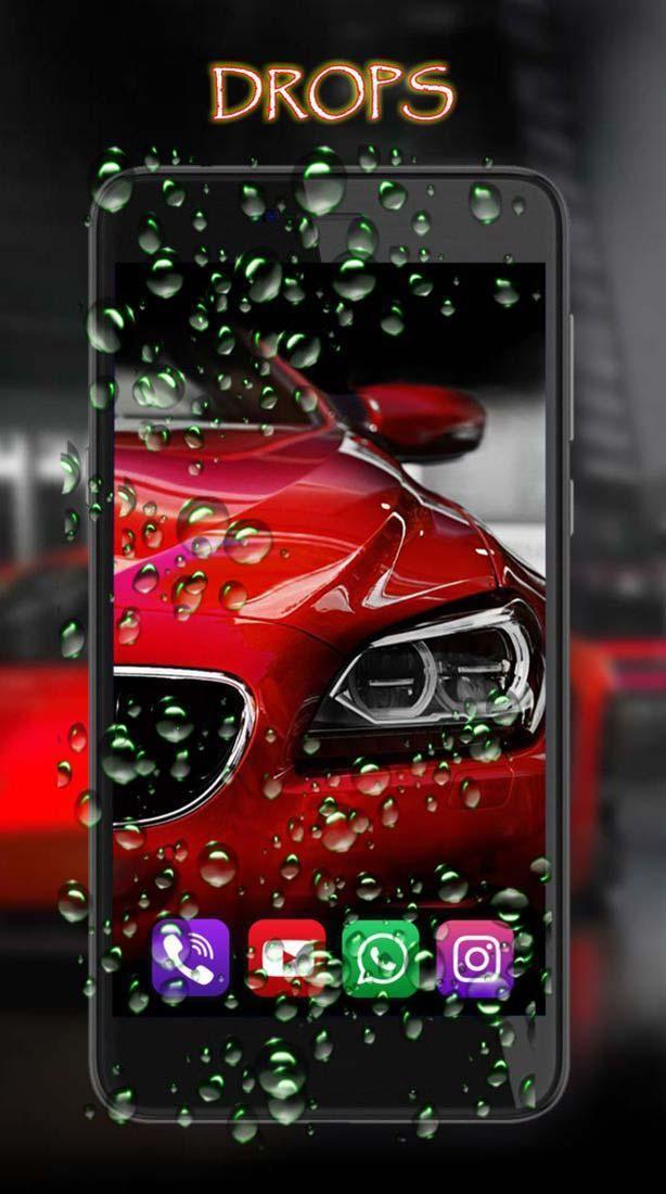Скриншот Авто Спортивные Красные Живые Обои