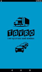 TAVRO – Timp Așteptare Vamă România 9