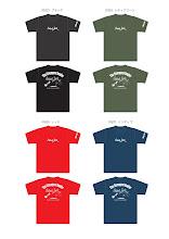 Photo: こちらは、ブラック、シティグリーン、レッド、インディコです。 お好きなカラーをどーぞ! ご注文は、メール(crazyjerk.megme@gmail.com) もしくは、船長携帯090-1515-7974にお願いいたします。 商品のお渡しは8月中旬ぐらいの予定です。(できるだけ早くお渡しできる様、ガンバリます。) ・・・こっそり、オリジナルジグも製作中。