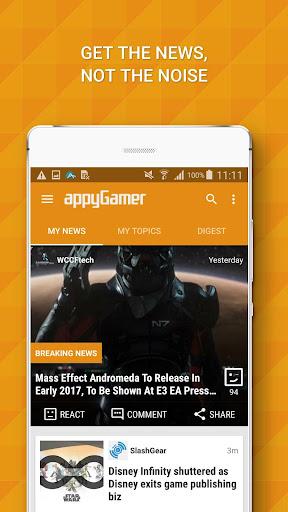 Appy Gamer – Games news screenshot 4