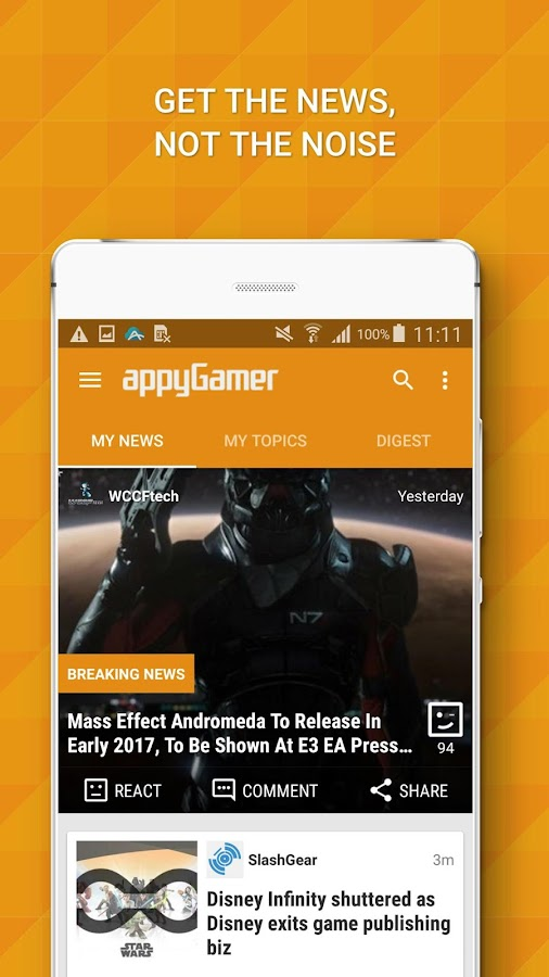 Appy Gamer – Games news- screenshot
