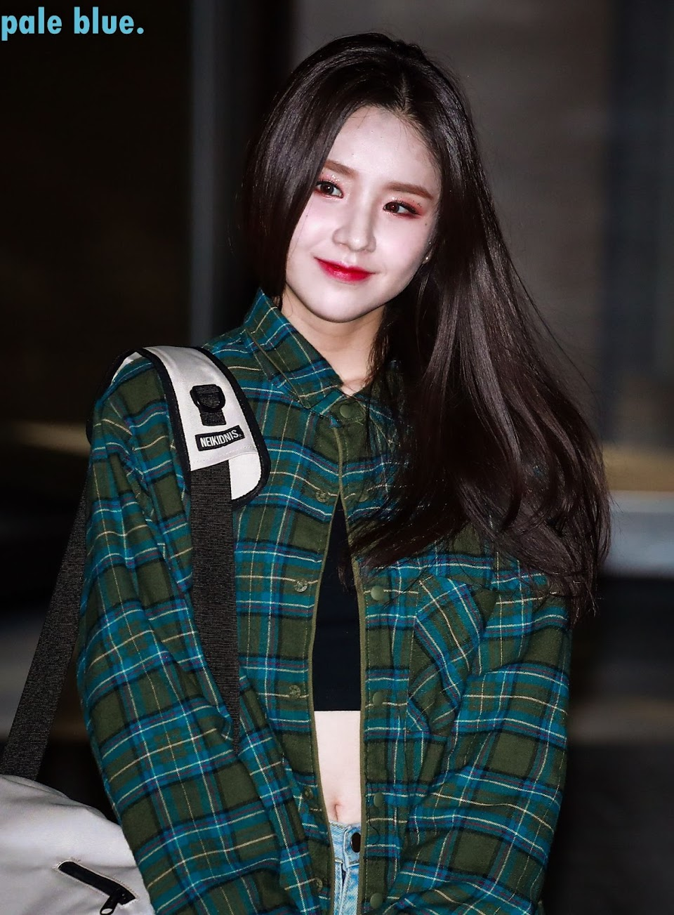 heejin plaid 6