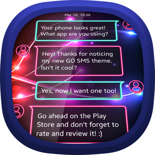 Neon Colors SMS (app)