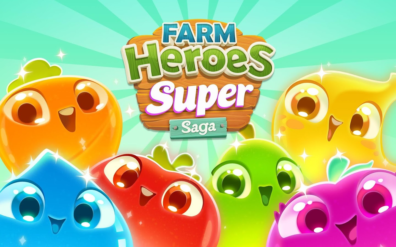 Farm Heroes Saga Description