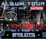 Deadline's Album Tour - Black Wolf City - The Winston Pub : The Winston Pub