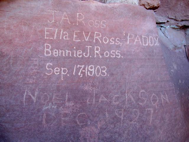 J.A. Ross, Ella E.V. Ross,