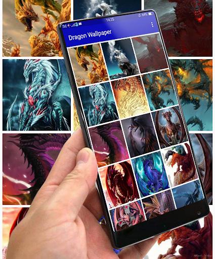 Dragon Wallpaper 1.5 screenshots 4