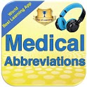 Medical Abbreviations Ultimate - the world bestApp icon
