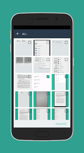 Simple Scan - PDF Scanner App 2.0 screenshots 7