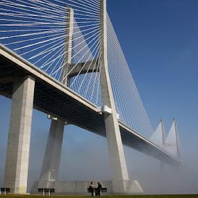 FOG by JORGE JACINTO - Buildings & Architecture Bridges & Suspended Structures