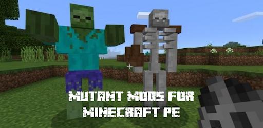 Mutant Creatures Mods For Minecraft Pe Revenue Download Estimates Google Play Store Italy