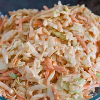 Spicy Vinegar Coleslaw Recipes
