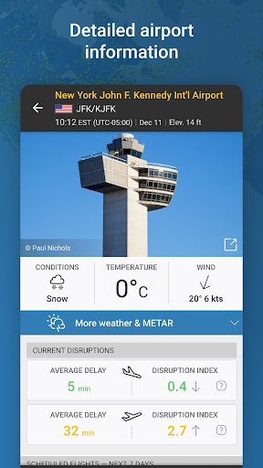 Flightradar24 Flight Tracker 8.9.0 screenshots 5