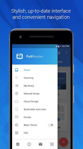 FullReader - all e-book formats reader 4.2.6 com.fullreader apkmod.id 1
