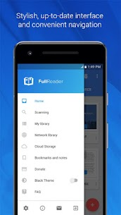 FullReader – All e-book formats reader [Premium] v4.2.3 1
