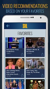 The SNL Official App on NBC- screenshot thumbnail