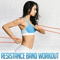 Resistance Band Workout icon