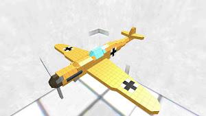 Bf109メッサーシュミット