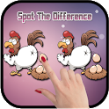 Find Differences Free Game icon