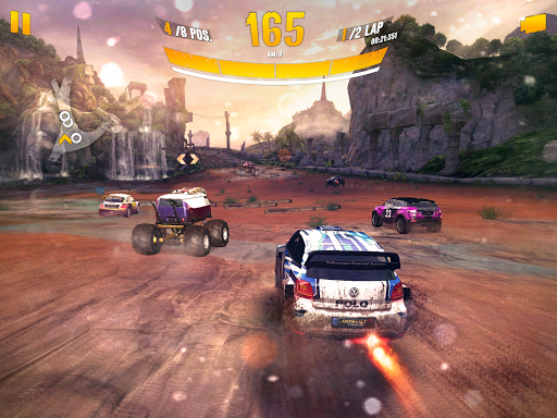 Asphalt Xtreme: Rally Racing  gameplay | by HackJr.Pw 6