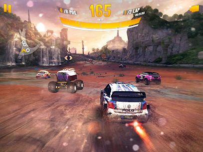Asphalt Xtreme 1.6.0l (Unlimited Money) Mod Apk + OBB Data 6