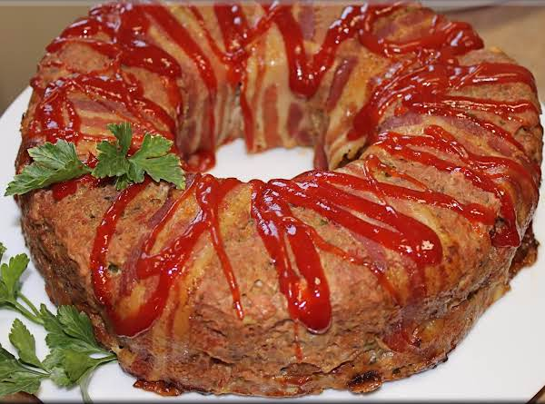 Holiday Meatloaf Recipe