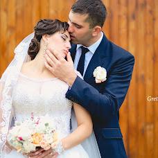 Wedding photographer Greta Chegil (Greta). Photo of 30.01.2016