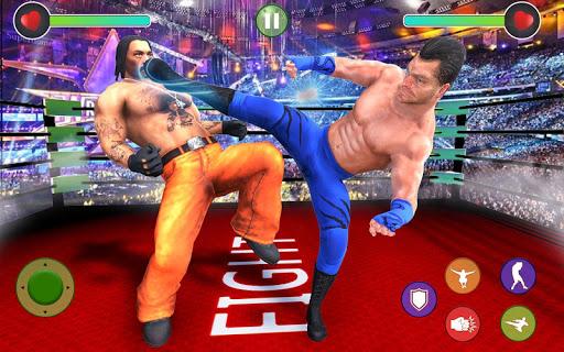 BodyBuilder Ring Fighting Club: Wrestling Games 1.1 screenshots 12