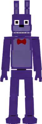 Bonnie the bunny from fnaf 1