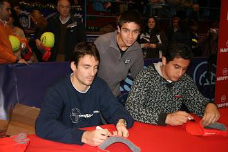 Photo: A Malata (Ferrol) Master Nacional de Tenis Masculino 2008