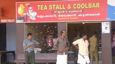 Photo: Bus Stop South Of Mumbai India