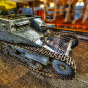 Tank Fiat Ansaldo l 35, Italy 1935 by Boris Frković - Transportation Other