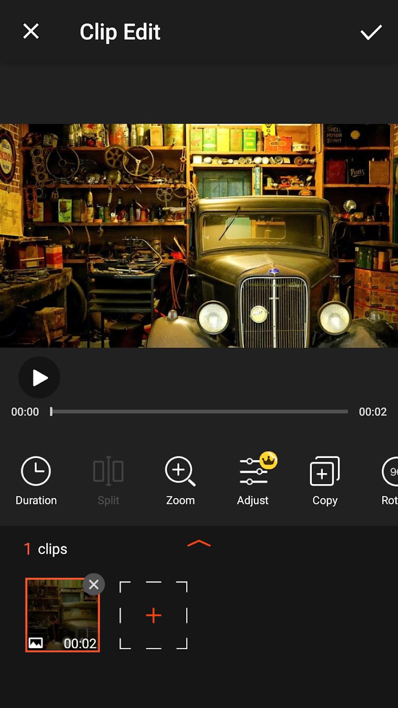 VideoShow Video Editor, Video Maker, Photo Editor Screenshot 5