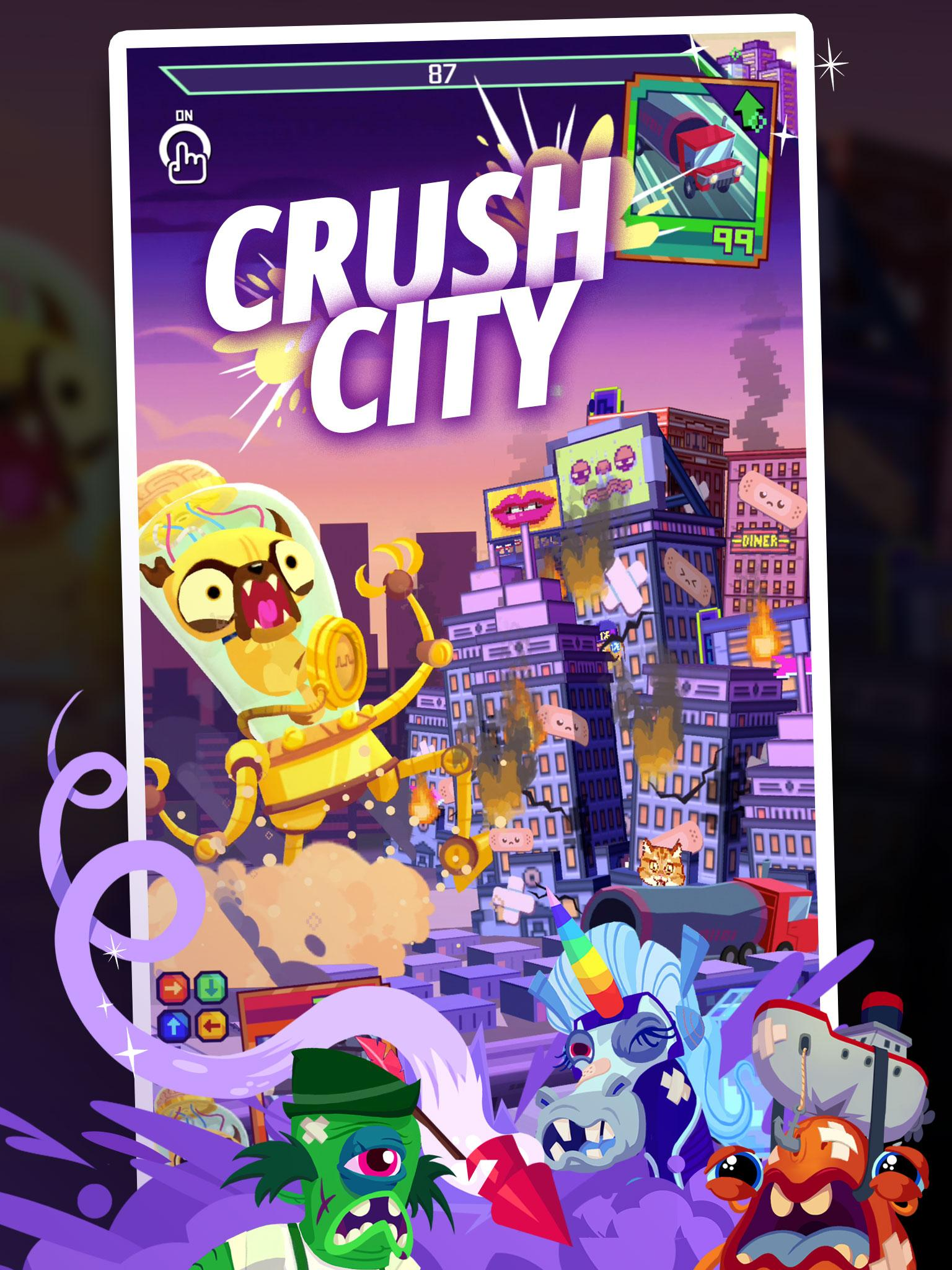 Monsters Ate My Metropolis screenshot #7