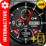 Watch Face BW Inter Icon