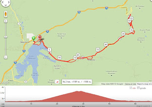 Photo: I road from Dillon to Loveland pass. Distance was 56.2km (35mile).1190m(3960ft) climbing!