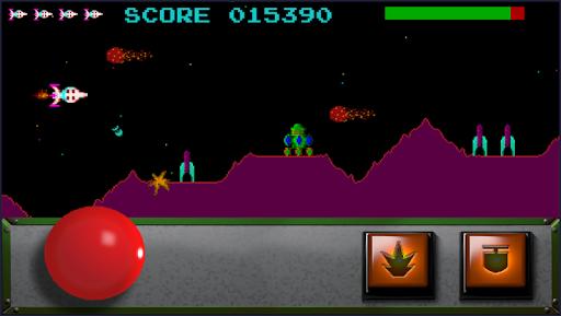 Code Triche Classic Scramble Arcade apk mod screenshots 5
