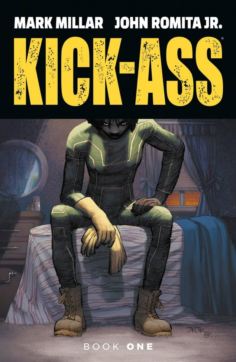 #RESEÑAPANINI Kick-Ass Libro 2