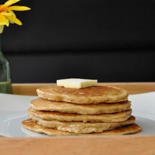 Amaranth & Oat Griddlecakes