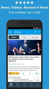 Music News & Top Charts- screenshot thumbnail